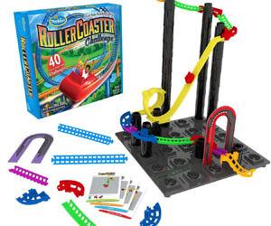 Roller Coaster Logic & Bui...