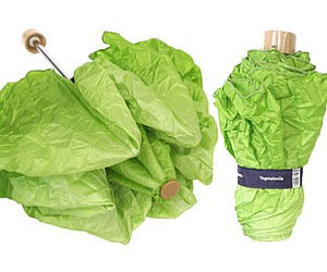 Romaine Lettuce Head Umbrella