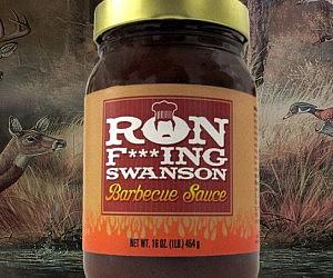 Ron Swanson BBQ Sauce