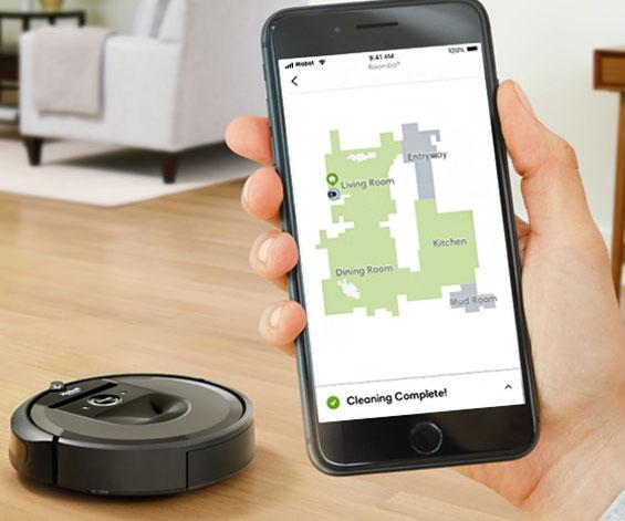 Roomba i7+ Robotic Vacuum