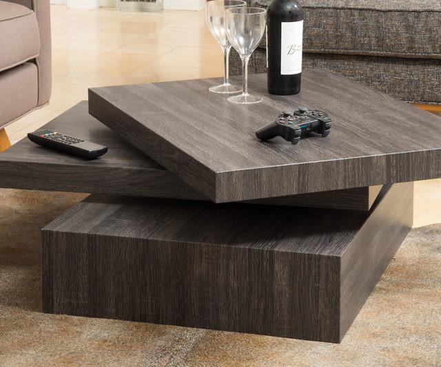 Luxury Rotating Coffee Table