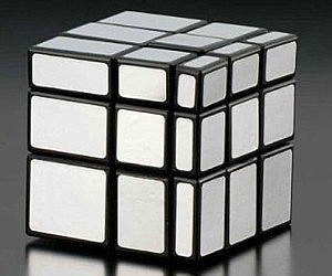 Rubiks Cube Mirror Puzzle