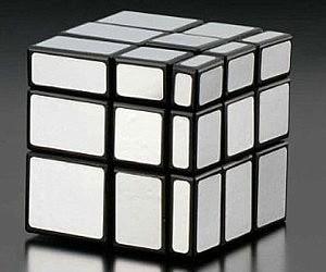 Rubik's Cube Mirror Puzzle