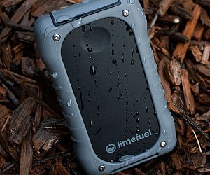 Rugged External Battery Pack