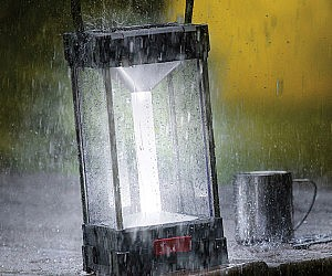 Rugged Waterproof Outdoor Lantern
