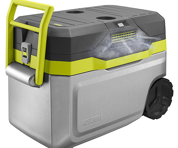 Ryobi Air Conditioner Drink Cooler - coolthings.us