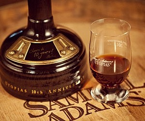 Samuel Adams Utopias Beer