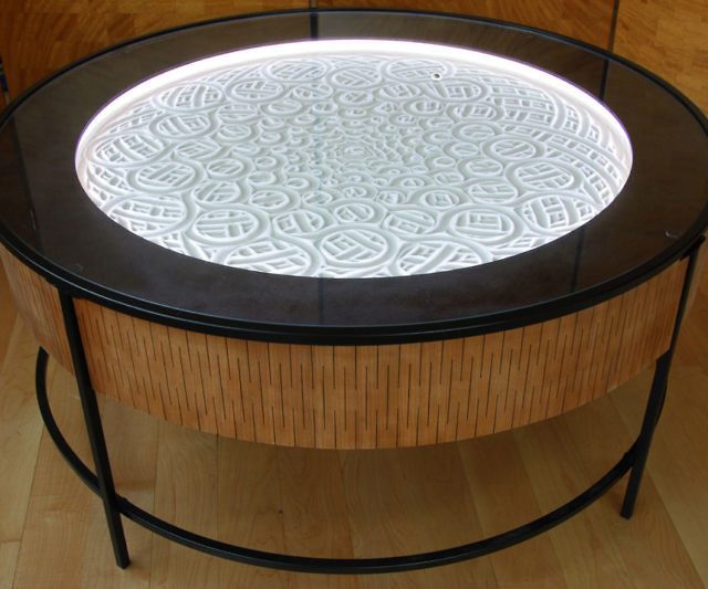 Kinetic art table solutioingenieria Image collections