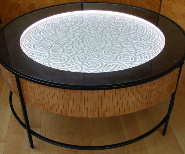 Kinetic art table solutioingenieria Choice Image