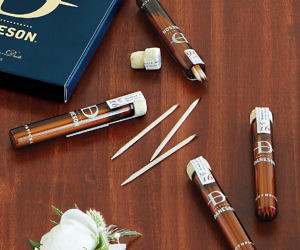 Scotch Infused Toothpicks