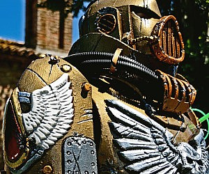 Warhammer 40K Battle Suit