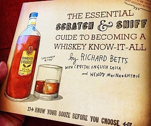 Scratch And Sniff Whiskey ...