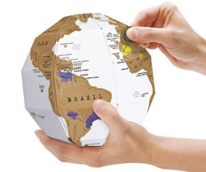 Scratch Off World Map - Scratch off us states maps for class with pencil