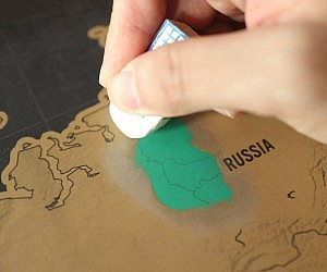Scratch Off World Map - Scratch off us state maps with pencil