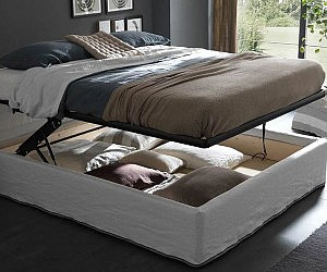 Perfect Secret Storage Lifting Bed
