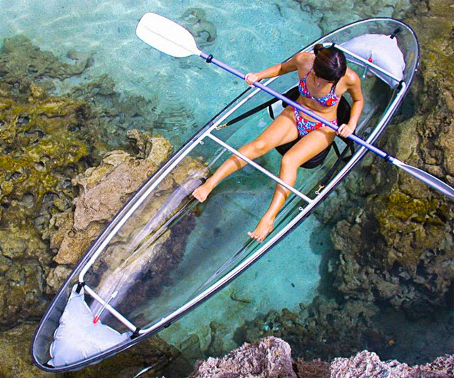 Crystal Clear Canoe