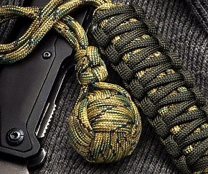 Self Defense Paracord