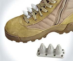 Self Defense Shoelace Insert