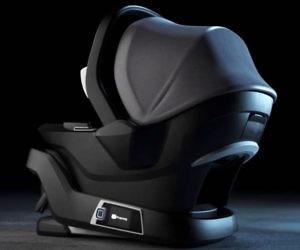 Self-Installing Car Seat