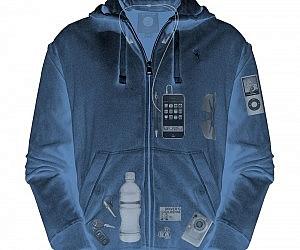 11 Pocket Gear Holding Vest