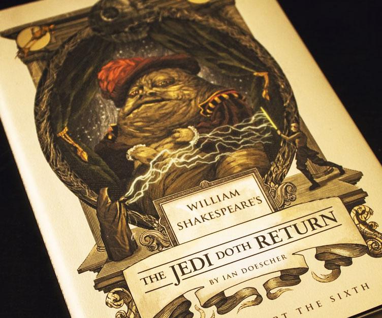 Shakespeare's The Jedi Doth Return