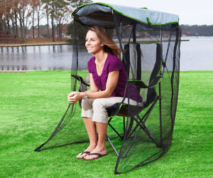 Mosquito Netting Canopy Ch...