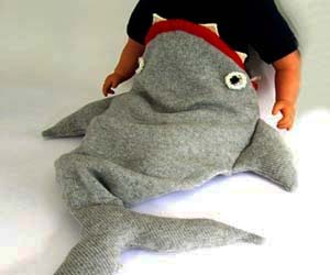 Shark Attack Sleeping Bag