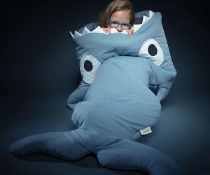 Giant Shark Sleeping Bag shark sleeping bag