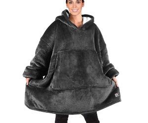 Oversized Hoodie Sweatshir...