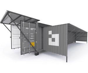 Secret Stash Container Bolt