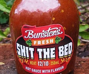 Sh*t The Bed Hot Sauce