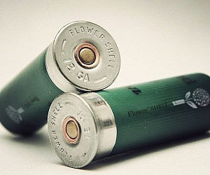 Flower Seeds Shotgun Shells