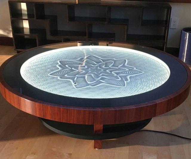Kinetic art table solutioingenieria Images