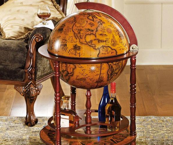 Well known Sixteenth Century Globe Bar EO18