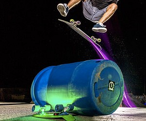 Skateboard LED Kit