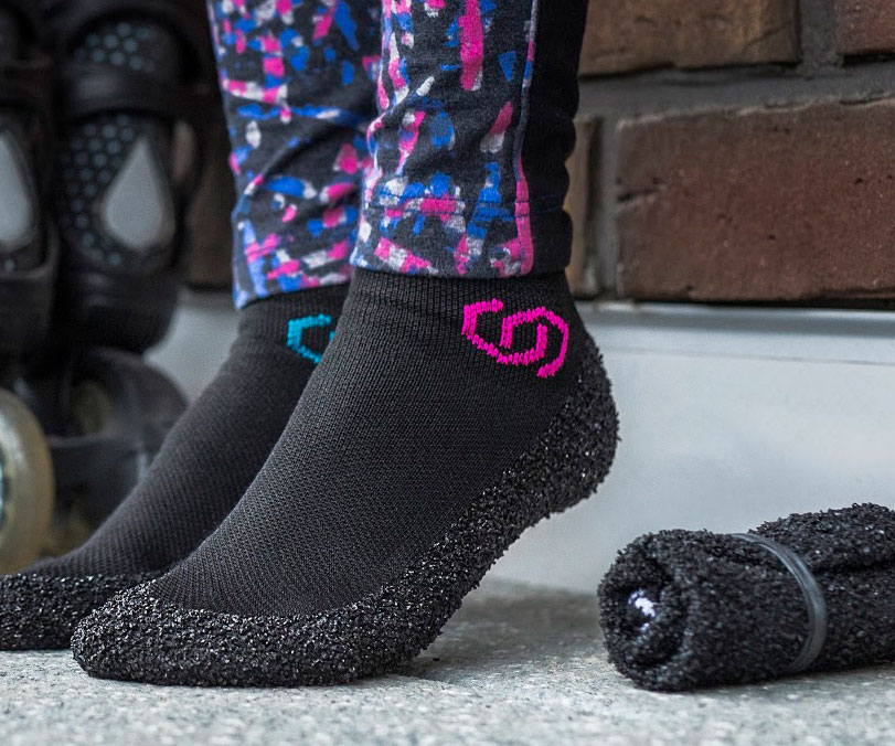Skinners Sock Styled Footwear