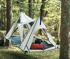 & Sky Nest Hanging Tent