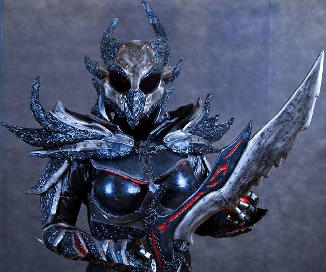 Skyrim Daedric Armor Costume