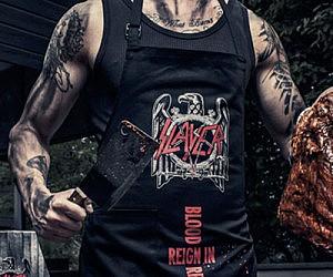 Slayer BBQ Apron