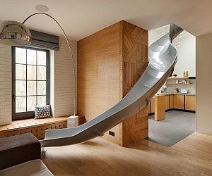 Simple Slide Apartment