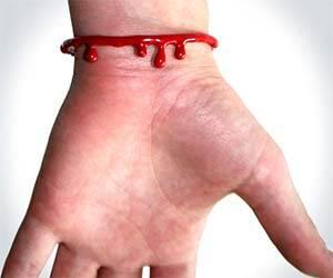 Slit Wrist Bracelet