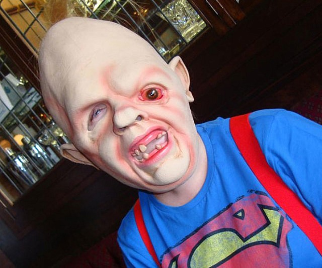 Sloth Goonies Mask