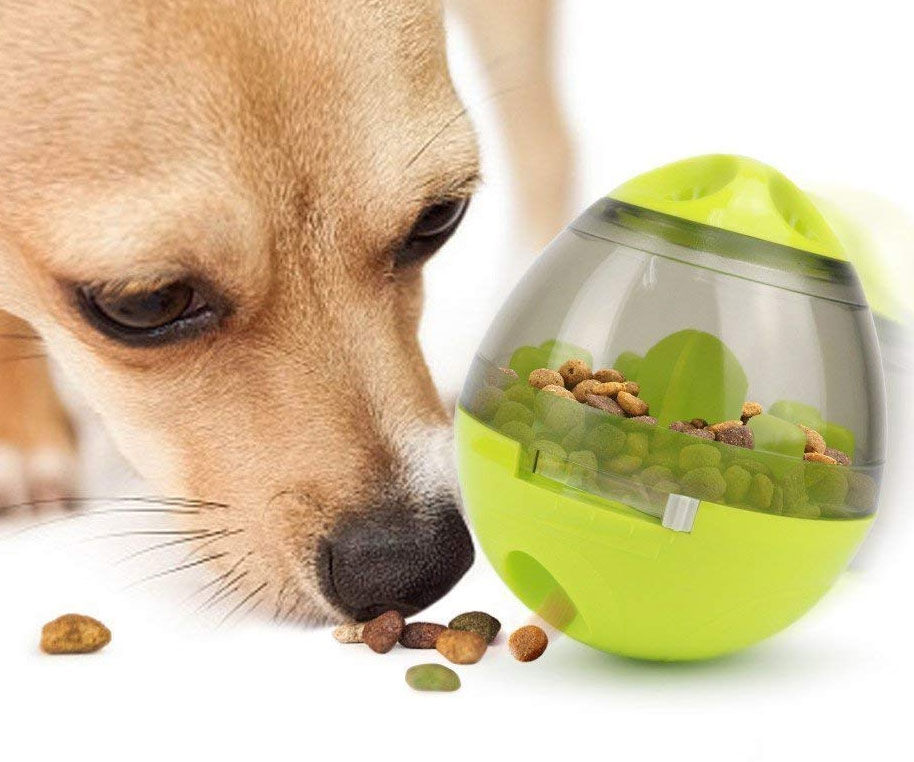 Slow Feeder Pet Food Ball