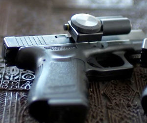 Smart Gun Lock