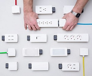 Smart Modular Power Strip