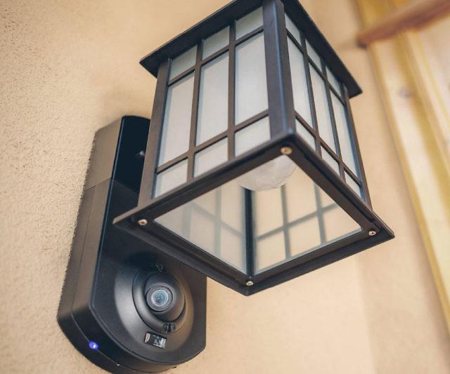 Smart Outdoor Lighting Smart outdoor security light workwithnaturefo
