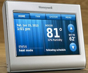 Wi-Fi Smart Thermostat