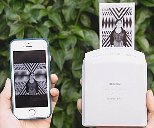 Smartphone Instant Film Printer