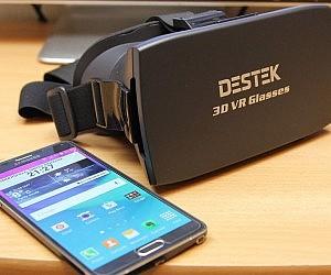 Smartphone Virtual Reality...