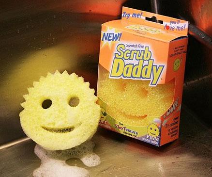 Scrub Daddy Scratch Free Scrubber